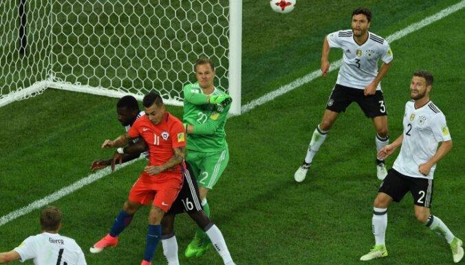 ВИДЕО: Сборная Германии по футболу — обладатель Кубка конфедераций-2017