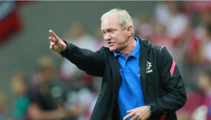 После домашнего провала тренер Польши ушел в отставку