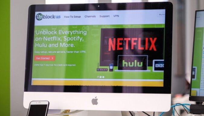 Eiropas televīzijas apvieno spēkus cīņai pret amerikāņu 'Netflix' un 'HBO'
