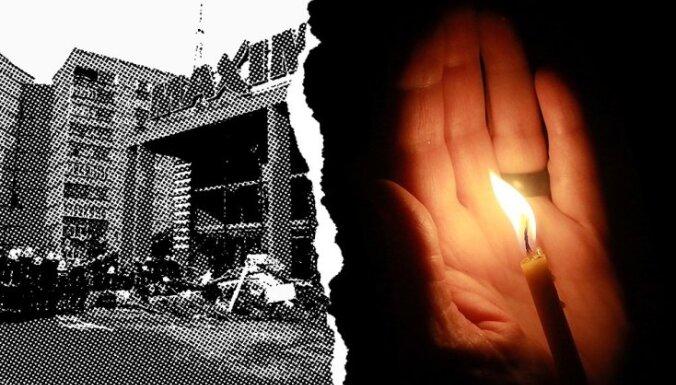 Pieci gadi kopš iegruva veikala jumts, paņemot 54 dzīvības. Aculiecinieku stāsti