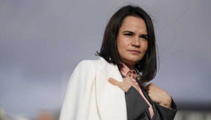 Тихановская не планирует участвовать в следующих выборах в Белоруссии