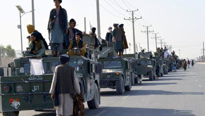 Беглый президент Афганистана Ашраф Гани сообщил о взломе его страницы на Facebook