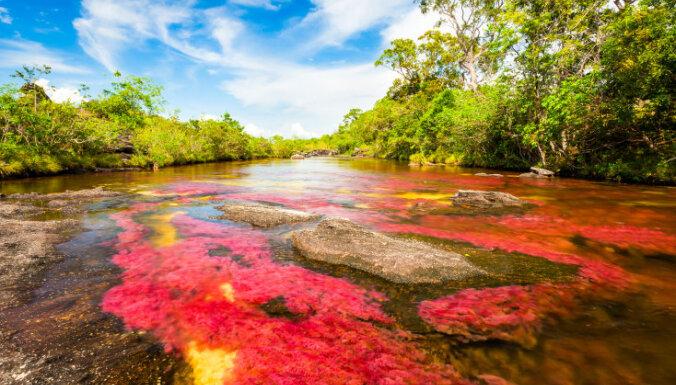 Красивые и опасные: 10 мест на Земле, где вода принимает самые странные формы