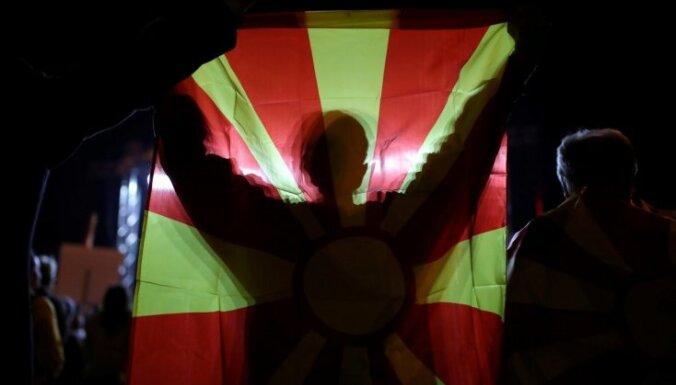 Izgāžas Maķedonijas referendums: par valsts nosaukuma maiņu balso pārāk maz