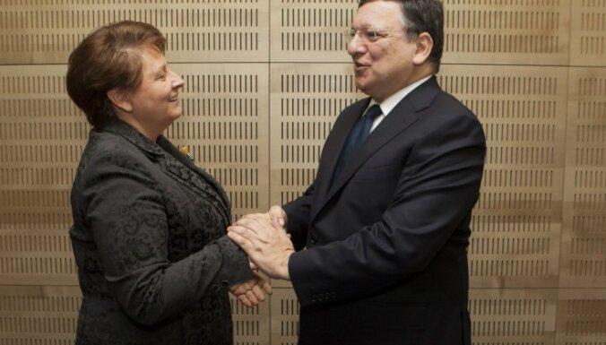 Еврокомиссары: сотрудничество между ЕК и Латвией будет успешным