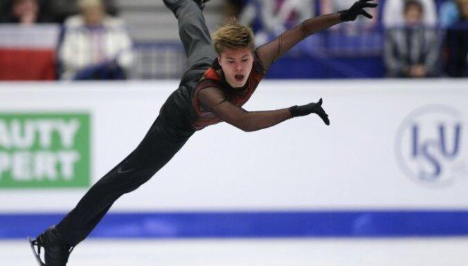 ВИДЕО, ФОТО: Васильев на чемпионате Европы установил новый рекорд Латвии