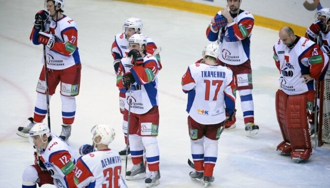 Jaroslavļas 'Lokomotiv' aviokatastrofā zaudētas spilgtas hokeja zvaigznes