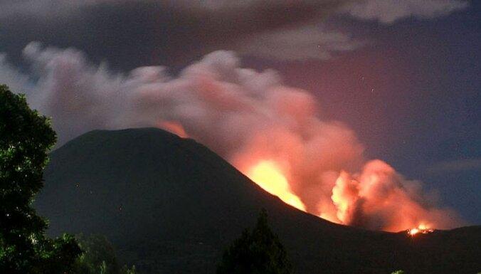 На Канарских островах активизировался вулкан