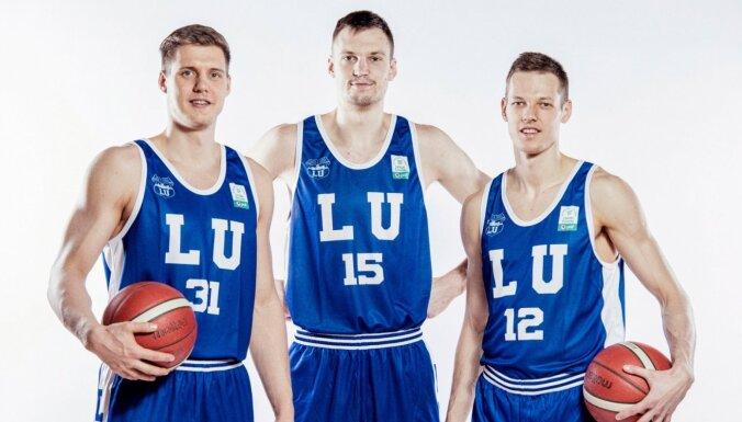 Latvijas basketbola klubi nedēļas nogalē spēlēs īpašās retro formās
