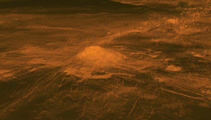 Pētniekiem jauns skaidrojums par nesen sensāciju sagādājušo ķīmisko savienojumu uz Veneras