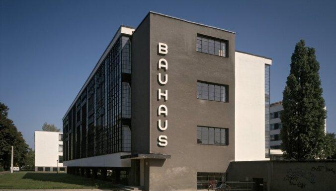 Bauhaus 100: nacistu nīstie, bet pasaulē godātie arhitekti