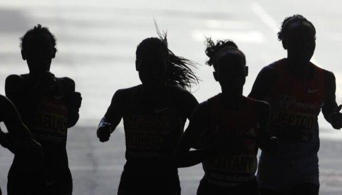 """Из-за урагана """"Сэнди"""" отменен нью-йоркский марафон"""