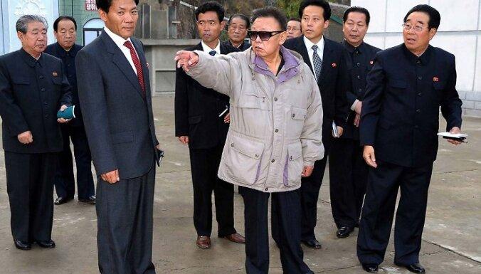"""Сына Ким Чен Ира приказано не называть """"молодым генералом"""""""