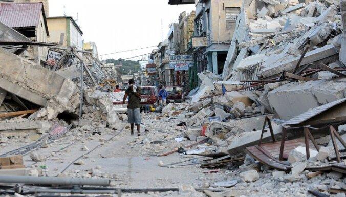 Генсекретарь ООН принес извинения жителям Гаити за распространение холеры