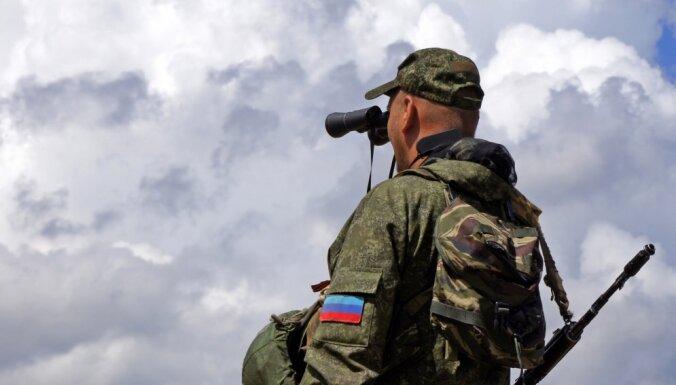 В Донбассе начал действовать режим прекращения огня
