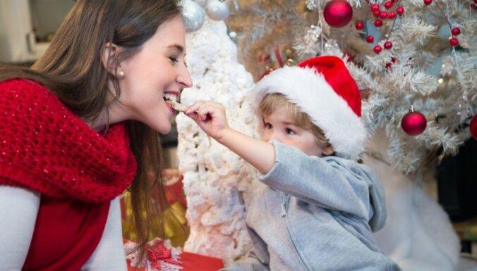Рождественский набор. Какие продукты родные отсылают живущим за границей латвийцам