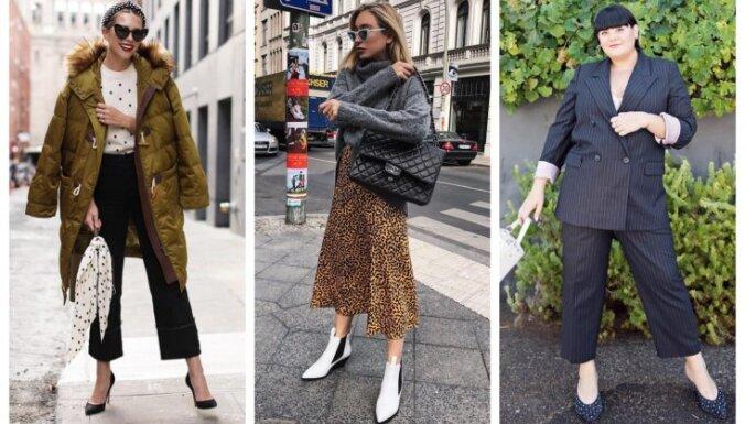 ФОТО. Как одеваться в октябре: 31 идея на каждый день месяца