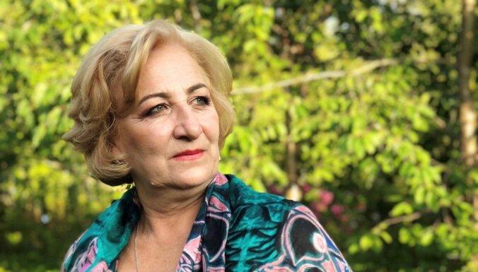 Rīgas domes Pilsētas īpašuma komiteju vadīs Olga Veidiņa