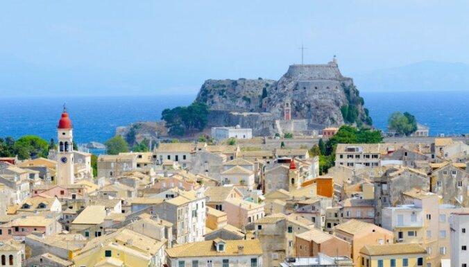 Korfu salas apskate dienas laikā — brīnumi un noslēpumi latviešu klaidoņa acīm