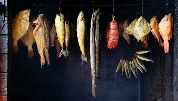 Новые правила рыбалки в Латвии: все изменения на шести графиках