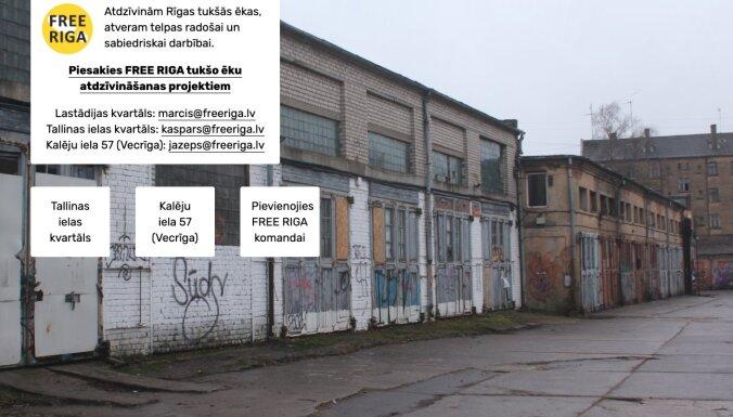 От стритфуда до бродячего цирка. Как общество Free Riga возвращает жизнь в заброшенные кварталы Риги