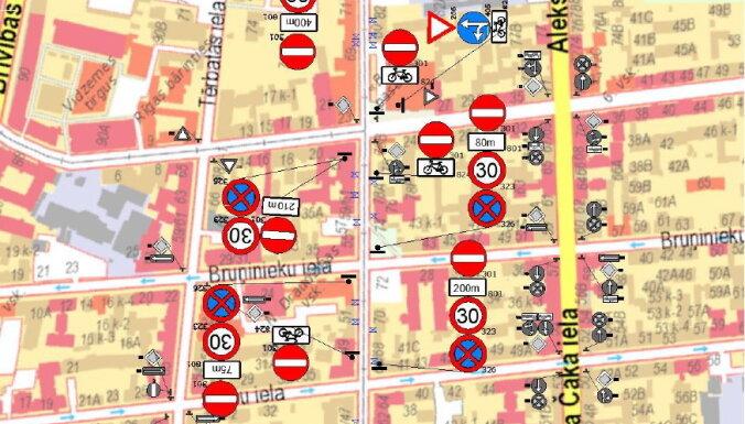 В думе рассматривают три варианта для ограничения движения на улице Кр.Барона