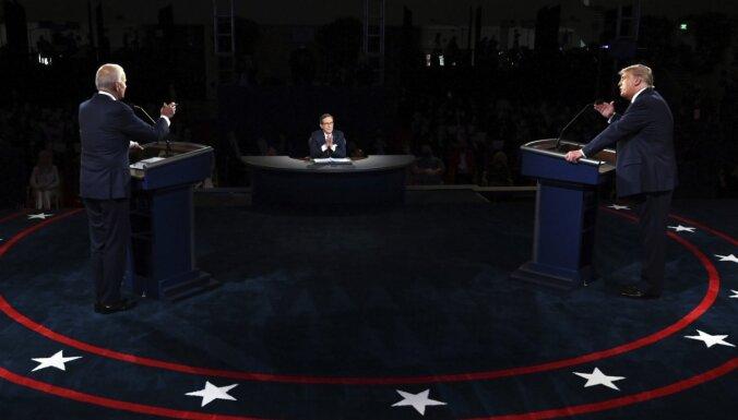 Трамп отказался участвовать в дальнейших дебатах с Байденом