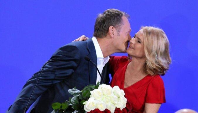 Вопреки неизбранию Домбровскиса Латвия довольна новым президентом ЕС