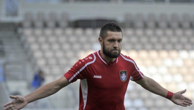 Еще один футболист сборной Латвии перебрался играть в Польшу