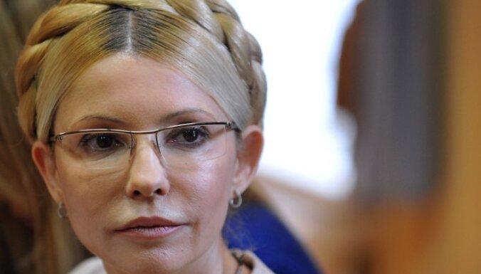 Юлия Тимошенко прекратила голодовку