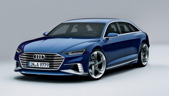 'Audi Prologue Avant' demonstrē universāļu nākotni