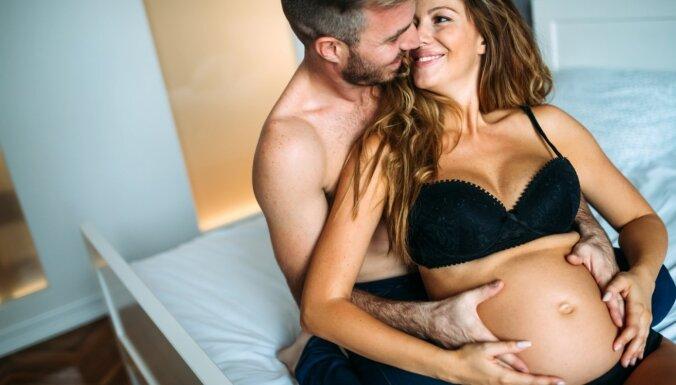 Intīmā tuvība grūtniecības laikā: četras problēmas un to risinājumi