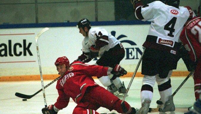 10 gadi kopš brīnuma Rīgas Sporta pilī - neaizmirstamā spēle Latvija-Baltkrievija