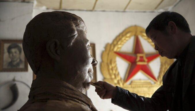 Ķīnas nākamā līdera viena no pirmajām vizītēm būs uz Krieviju