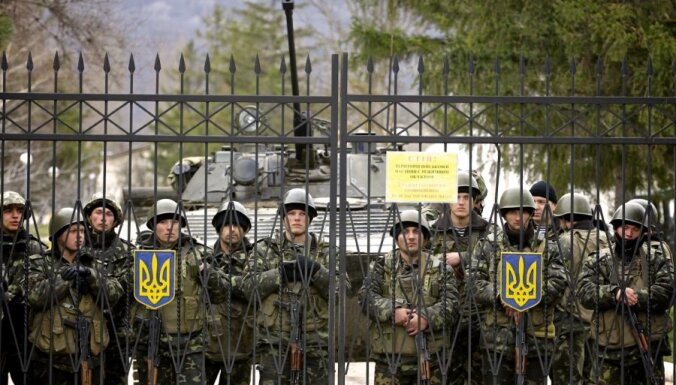 Пентагон восхищен сдержанностью украинских военных