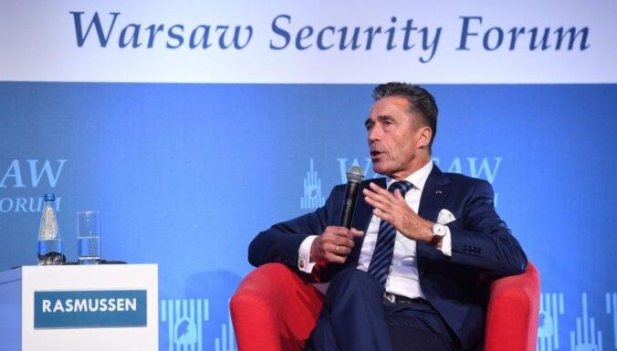 Rasmusens: 'Nord Stream 2' ir posts visai ES