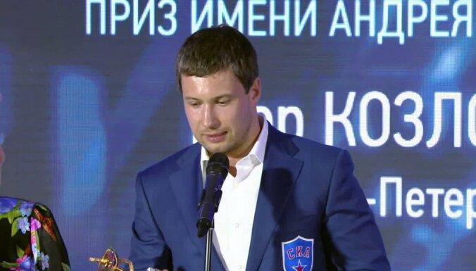 Egor Kozlov, doctor SKA