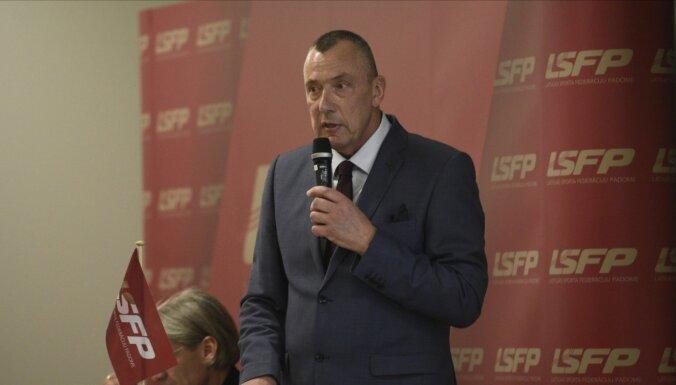 Fogelis būs vienīgais kandidāts uz Starptautiskās kamaniņu sporta federācijas prezidenta amatu