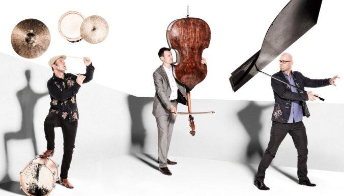 Dzintaros uzstāsies virtuozais džeza trio 'Vein' no Šveices