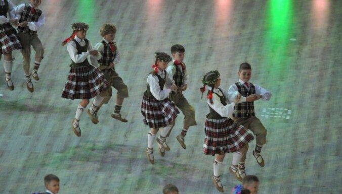 Совет: Административная реформа ставит под угрозу существование Праздника песни и танца