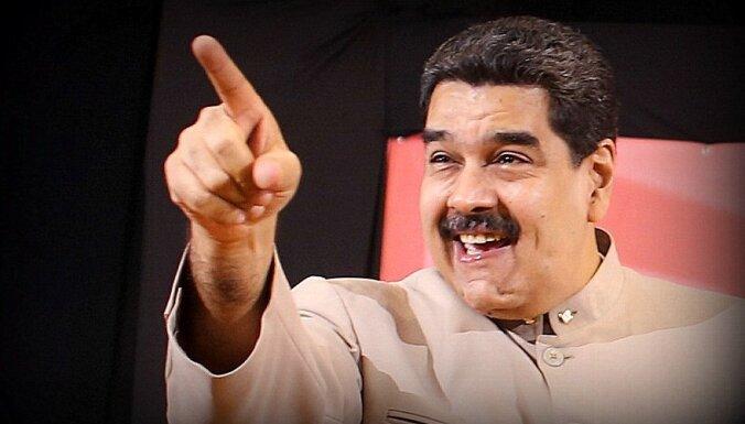Maduro lojālā Konstitucionālā sapulce likvidē galvaspilsētas mēra amatu