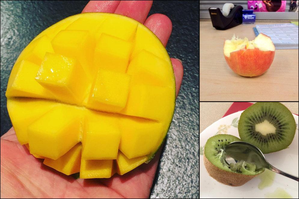 """17 фруктов, которые люди чистят, режут, едят и хранят """"не так"""" (и мы покажем — как надо)"""