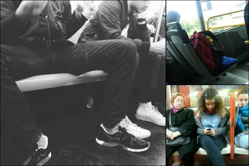 13 мерзких видов пассажиров, которые водятся в рижском транспорте (+что с ними делать)