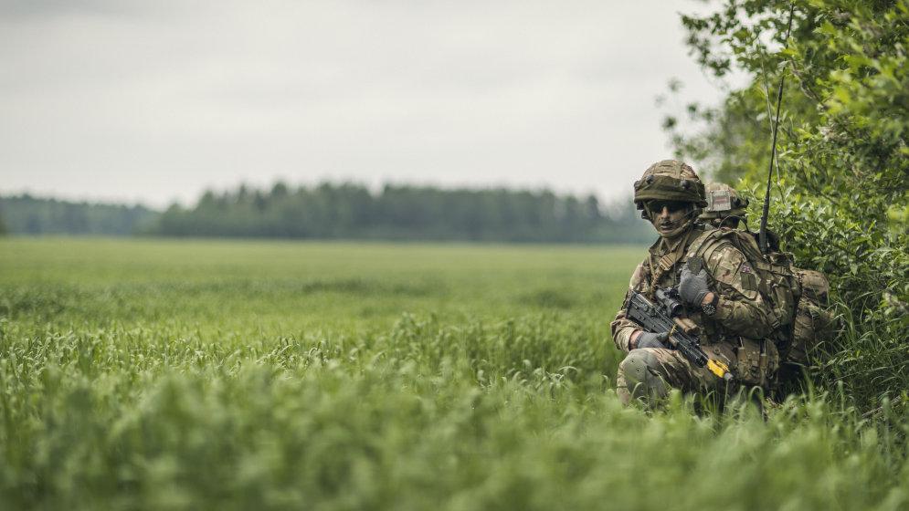 Прощай, Saber Strike! 50 чудесных ФОТО с масштабных военных учений в Латвии