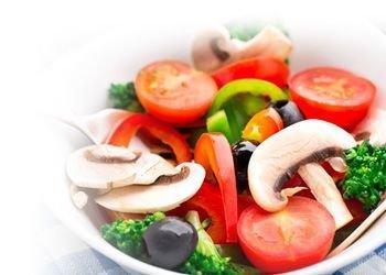 Sēņu salāti