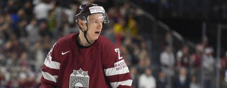 Arī Andris Džeriņš atgriežas Rīgas 'Dinamo' sastāvā