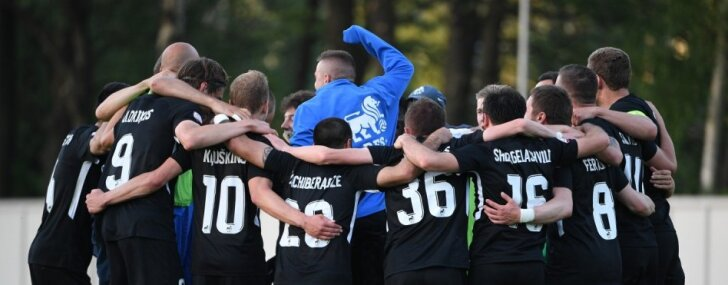Futbola virslīgas klubs 'Riga' no amata atlaiž galveno treneri Sedloski