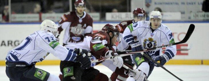 "Латвийский хоккеист заключил контракт с хабаровским ""Амуром"""