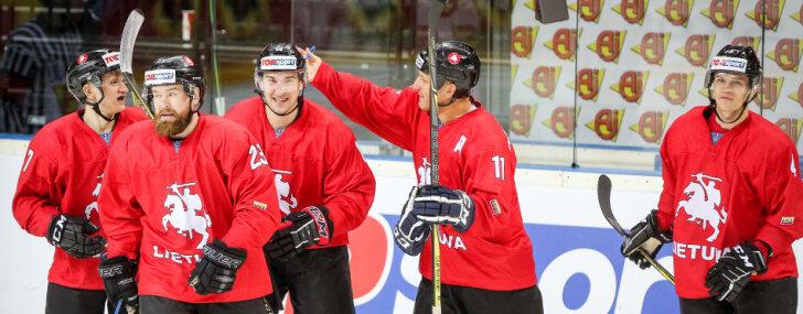 Lietuvas hokeja izlasi vadīs treneris ar lielu NHL pieredzi