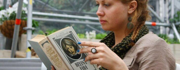 Foto: Lasīšanas dienas zibakcija Esplanādē